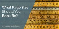 What Page Size Should Your Book Be?